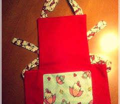 DIY: Cómo hacer un delantal mini