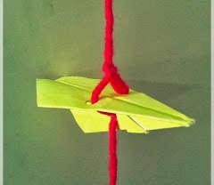 Unas guirnaldas voladoras!