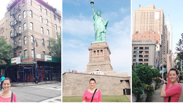 Un hueco en mi agenda: New York, New York!!