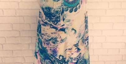 RUMS #17: Vestido veraniego