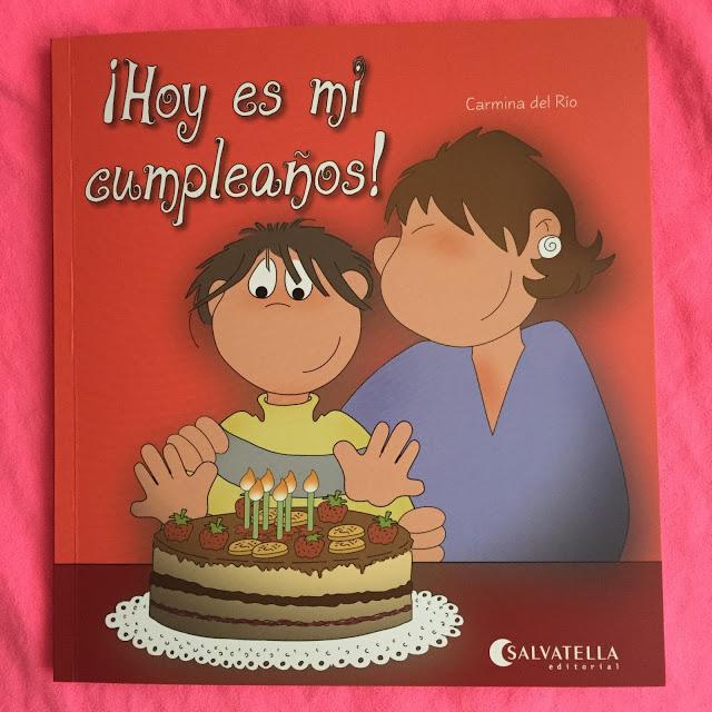 Hoy leemos: ¡HOY ES MI CUMPLEAÑOS!