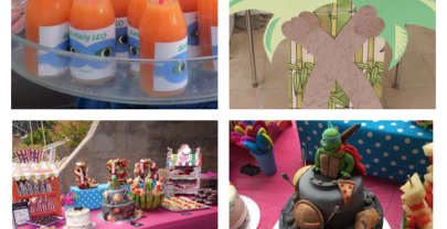 Decoración para fiesta infantil (y no tan infantil)