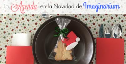 Nuestras galletas en el catálogo de Navidad de Imaginarium