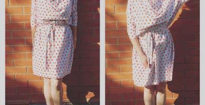 Paso a paso del vestido de fresas