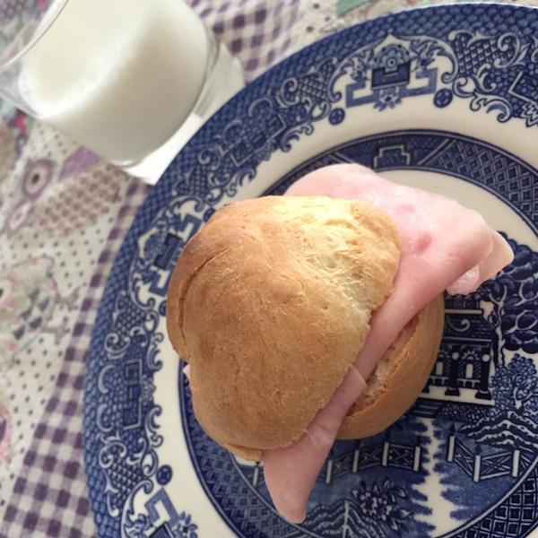 RECETA: Bollitos de pan casero