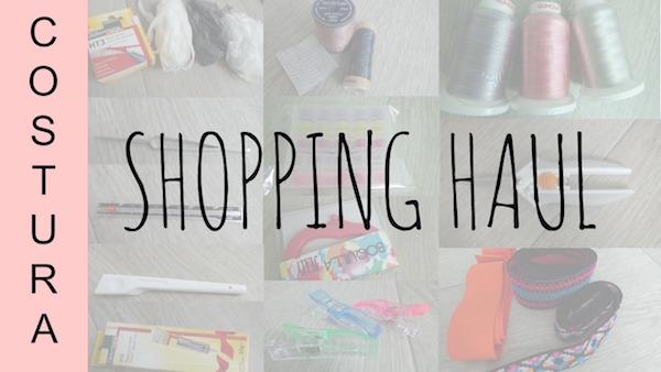 VIDEOCOTI Shopping haul de costura @seoanetextil
