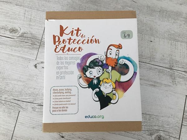 Kit de protección Educo