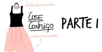 Cose Conmigo #vestidochicnavideño (PARTE I)
