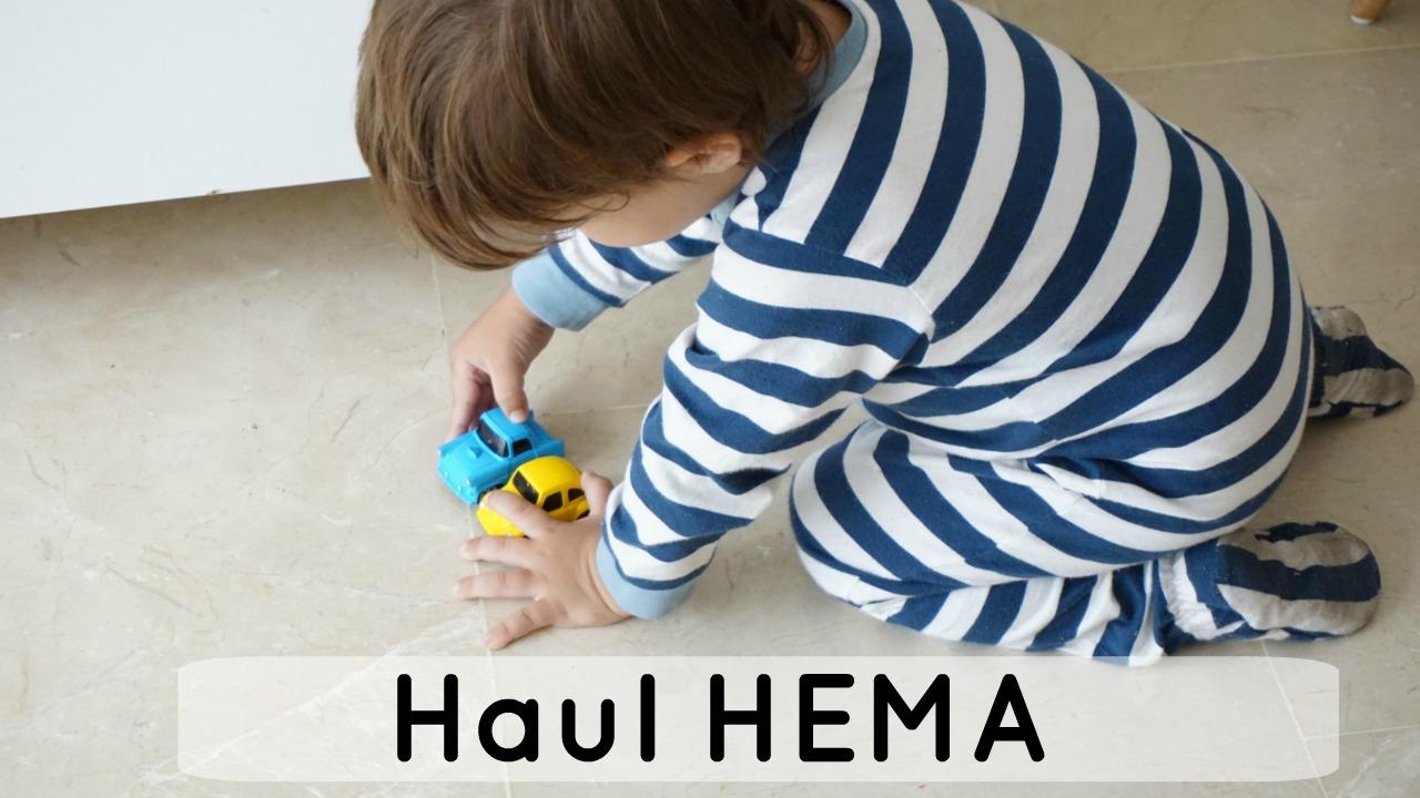 Haul de productos HEMA