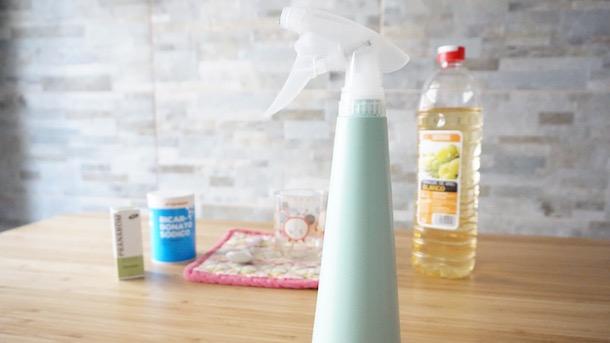 DIY Friends limpiador casero