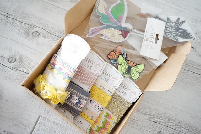 shopping haul costura papelería 04