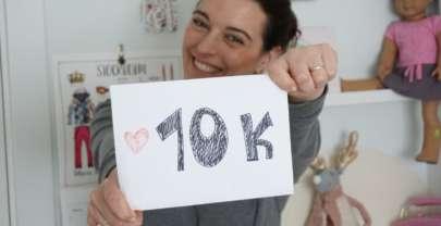 Somos 10.000 en YouTube ¡GRACIAS!