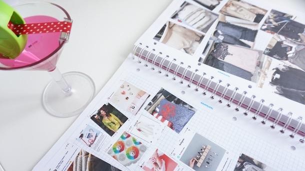 Cuaderno de inspiración y motivación. Cómo funciona AirDrop