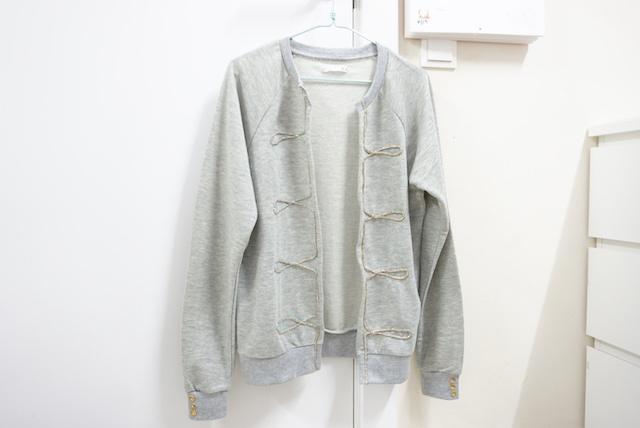 customizar ropa sudadera