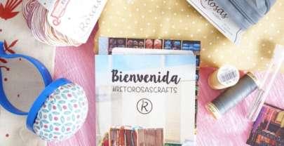 Unboxing del kit sorpresa del #retorosascrafts #maestrosdelacostura
