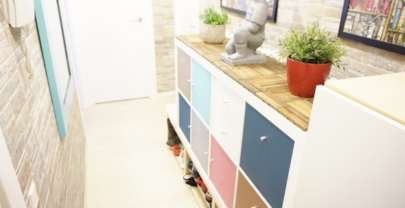 DIY Cómo restaurar un mueble con spray Pintyplus