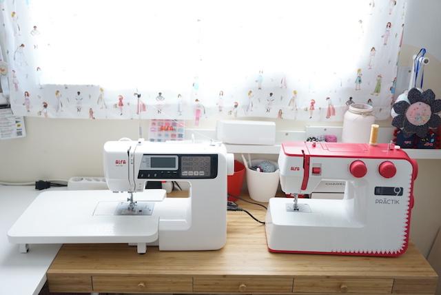 máquina de coser alfa 2190 Practik 9