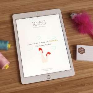 fondo pantalla iPad