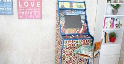 Cómo forrar un mueble con tela DIY Crafts & Deco