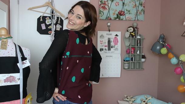 Mochila camiseta | DIY costura
