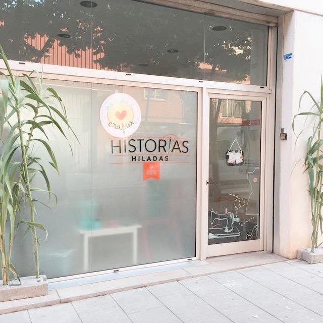 INAUGURACIÓN HISTORIAS HILADAS BARCELONA