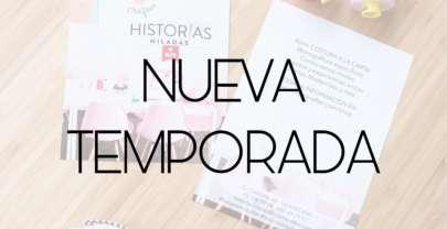 NUEVOS CURSOS EN HISTORIAS HILADAS BARCELONA