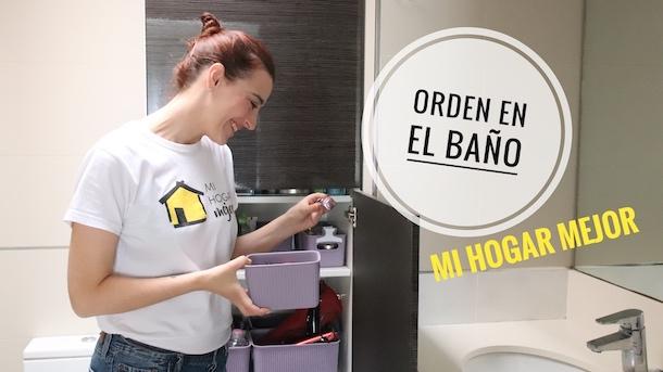Orden y reforma en el baño | Mi Hogar Mejor