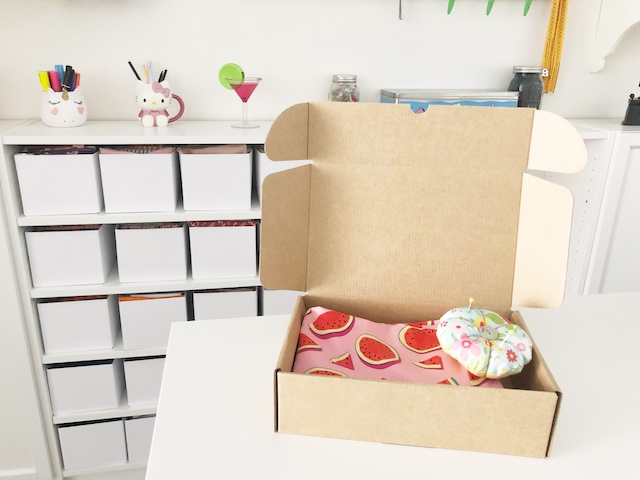 self packaging