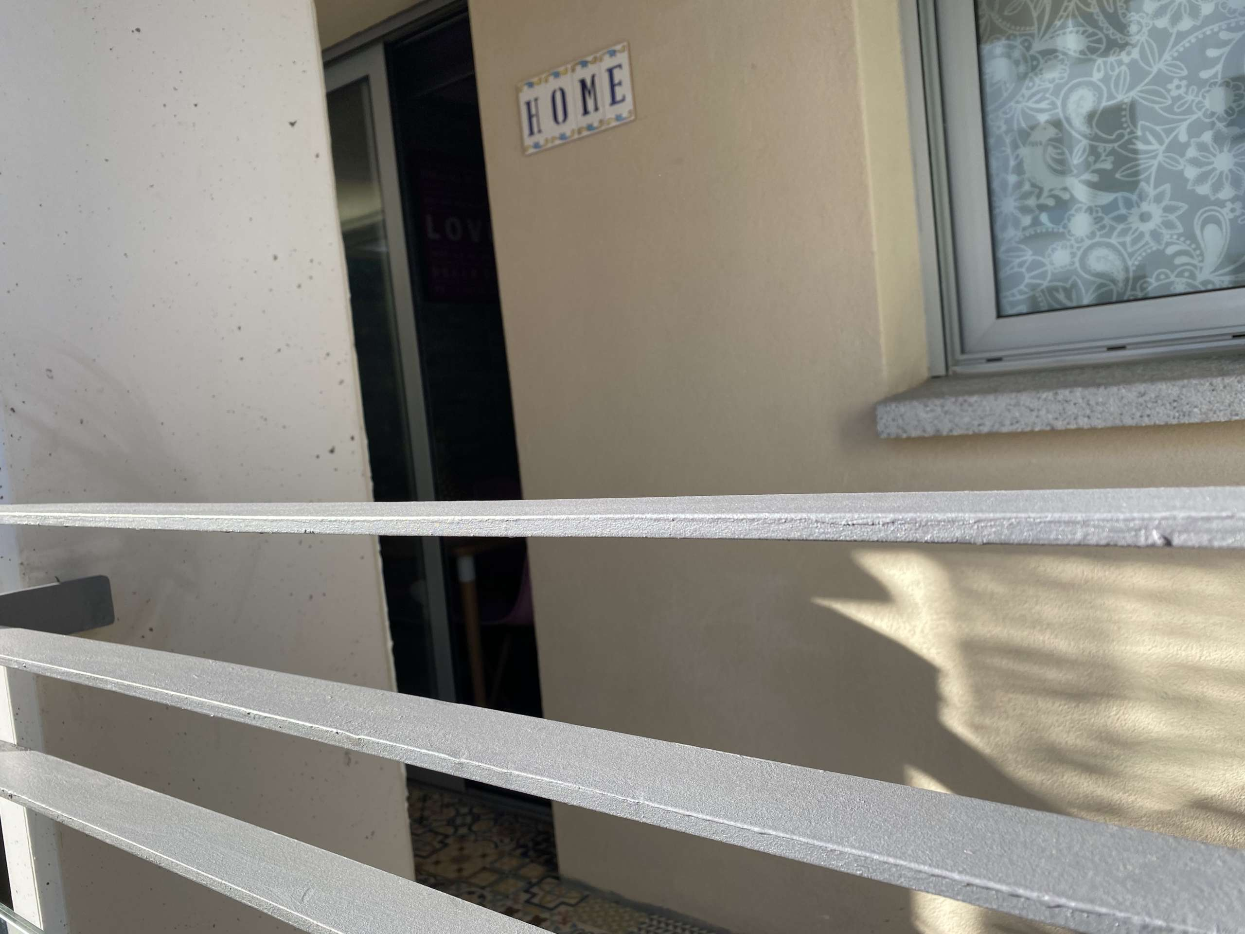 Reforma y decoración del balcón