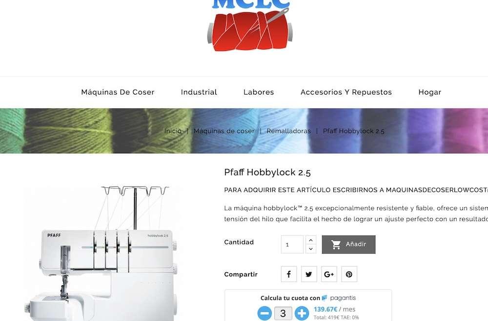 maquinas de coser low cost 5 - Mami Crafter - Academia