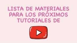 lista materiales