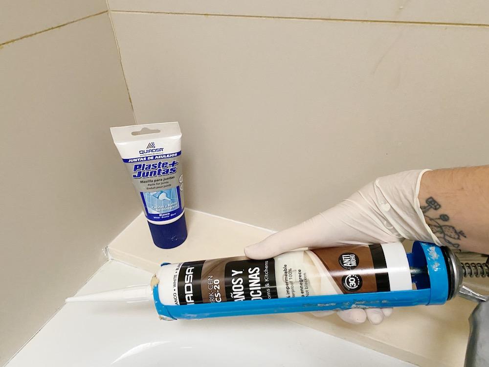 mejoras baño